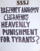[Brezhnev] [Andropov] [Chernenko] - Heavenly punishment for tyrants?