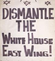 Dismantle the White House East Wing!