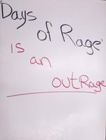 """Days of Rage"" is an outrage"