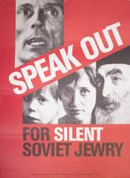 Speak out for silent Soviet Jewry