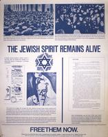 The Jewish spirit remains alive