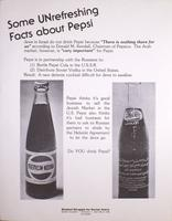 Some unrefreshing facts about Pepsi