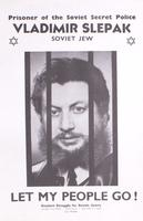 Prisoner of the Soviet secret police - Vladimir Slepak