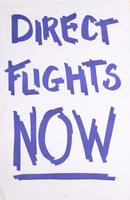 Direct flights now