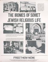 The ironies of Soviet Jewish religious life