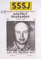 Ex-Prisoner of the Soviet secret police - Anatoly Sharansky